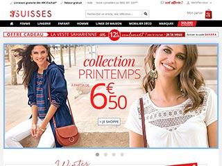 3 Suisses, la mode pour tous à petits prix