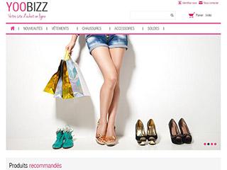 Yoobizz, le palais des chaussures cuir pour homme