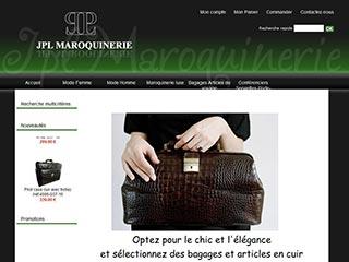 JPL Maroquinerie, boutique de bagages et maroquinerie de luxe