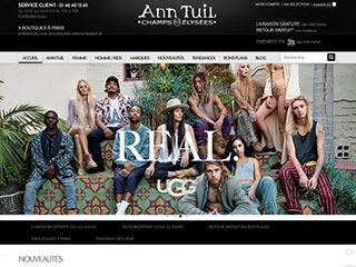 AnnTuil, chaussures et maroquinerie haut de gamme