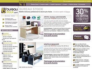 Bureau-stock.com, mobilier de bureau en stock à prix d'usine