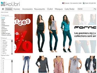 Kolibrishop, le site des femmes et hommes soucieux de mode