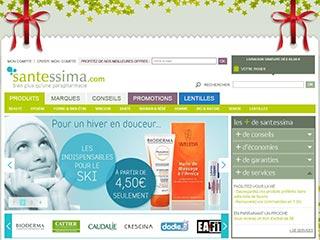 Santessima : Beauté, santé, parapharmacie à prix extra