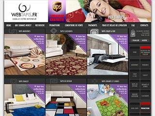 Webtapis : Vente en ligne de tapis modernes