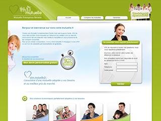 Votre-Mutuelle, le comparateur de mutuelles santé personnalisées