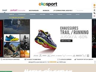 eKosport, vente de matériel et vêtements de ski