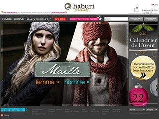 Haburi, la boutique mode branchée et fashion